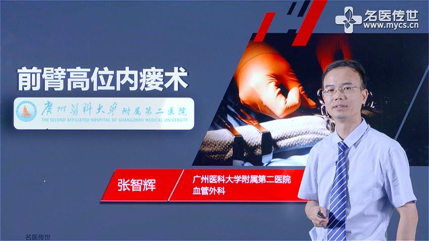 张智辉:前臂高位内瘘术(第2P-总2P)