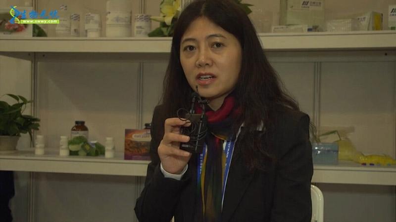 CHINA LAB 2015百赛生物再次接受生物无忧采访