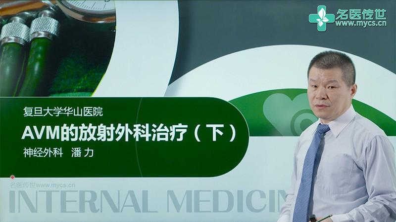 潘力:AVM的放射外科治疗(下)(第2P-总2P)