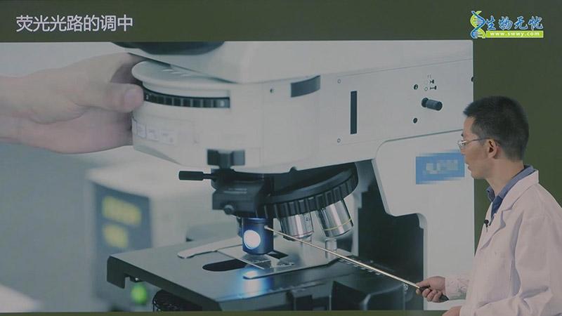 生物光学显微镜使用及维护-第四部分