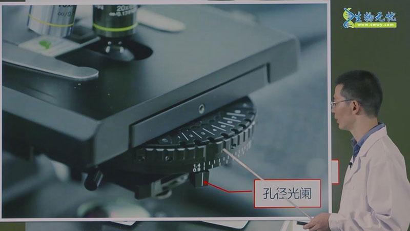 生物光学显微镜使用及维护-第一部分