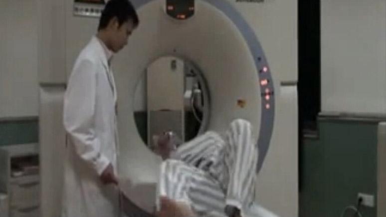 胸部CT的平扫