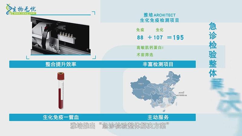 雅培CI4100生化免疫急诊宣传片